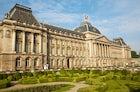 Le Palais Royal à Bruxelles