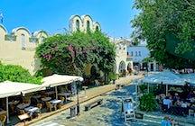 Kos Town or Eleftherias Square