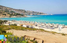 Messakti beach, Ikaria