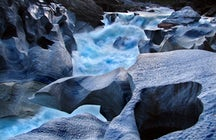 Marmorslottet river