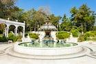 The Philharmony fountain Park in Baku