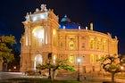 Odessa Opera and Ballet Theater, Odessa