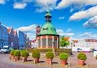 Market Square in Wismar