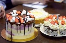 Домашние торты. Мастер-класс приготовление тортов