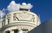 The Urania in Vienna