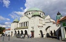 Synagogue, Trenčín