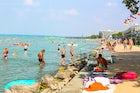 Siófok Beach