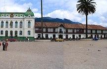 Historical center of Zipaquira