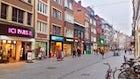 Shopping street Leuven