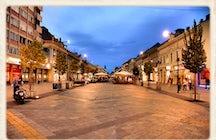 The Street of Aleksander  I Karadjordjevic