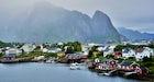 Moskenes Island