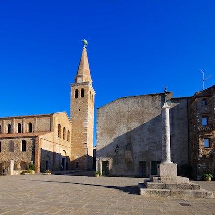 Basilica of Santa Eufemia - Grado