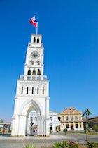Clock Tower of Iquique