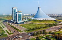 Khan Shatyr Entertainment Center, Nur-Sultan