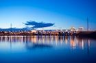 The Kyiv Reservoir (Kyiv Sea), Kyiv Oblast