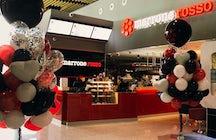 Marrone Rosso Coffee Chain in Nur-Sultan city