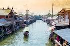 Amphawa Floating Market, Samut Songkram