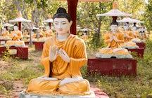 Bodhi Tataung, Monywa
