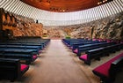 Temppeliaukio Church - Rock Church