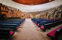 Temppeliaukio Church - Rock Church