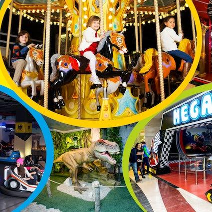 Megafun Entertainment Centre