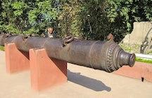 Jahan Kosha Cannon, Murshidabad, West Bengal