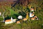 The church of St. Valentine, Slovenia