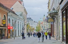 Čop Street, Ljubljana