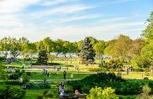 Herastrau Park, Bucharest
