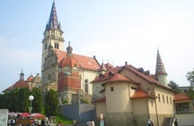 Shrine of Our Lady of Bistrica, Marija Bistrica, Croatia
