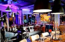 Fabrika restaurant Poprad
