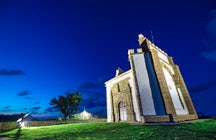 Ermita de la Guia in Ribadesella