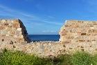 Chios' castle