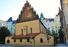 Old New Synagogue Prague