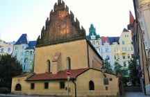 Old New Synagogue Prague