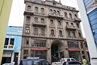 Ronald Building, Casa Fugaz