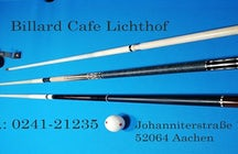 Billard Cafe Lichthof
