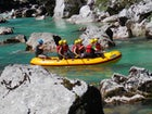 Rafting on Soca