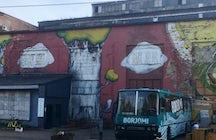 Gruzin.by, Georgian cafe in Minsk
