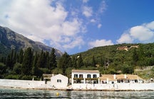 Villa Olive Press Corfu and The Cottage