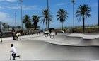 Marbella skatepark Barcelona