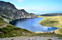 The Kidney Rila Lake