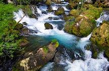Krupa Falls & Watermills, Krupa na Vrbasu