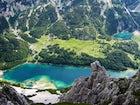 Škrčka Lakes