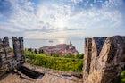 Walls of Piran, Slovenia