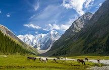Altyn Arashan Valley