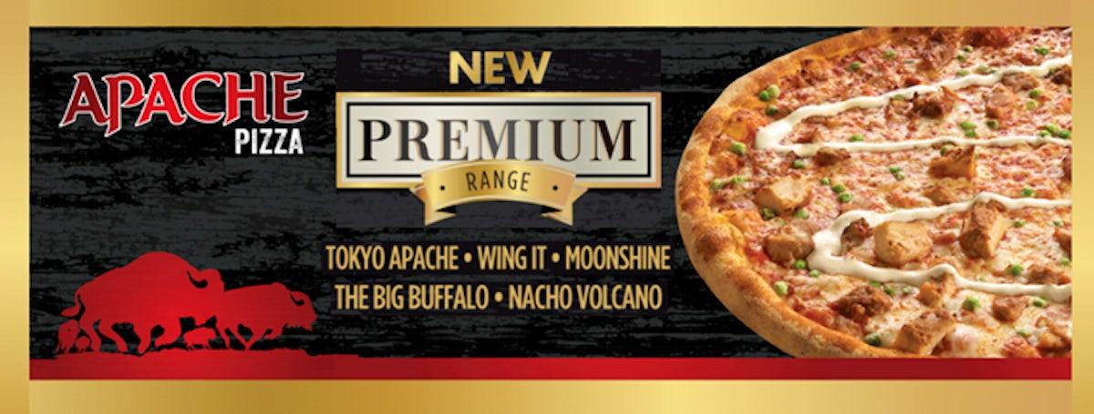 Visit Apache Pizza Portadown