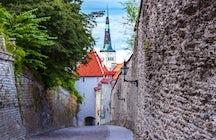 Oleviste Church in Tallinn