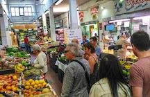 La Chiazziceddrha food Market
