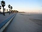 La Patacona beach, Valencia